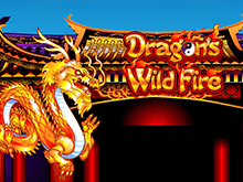 Слот Вулкан Dragon's Wild Fire
